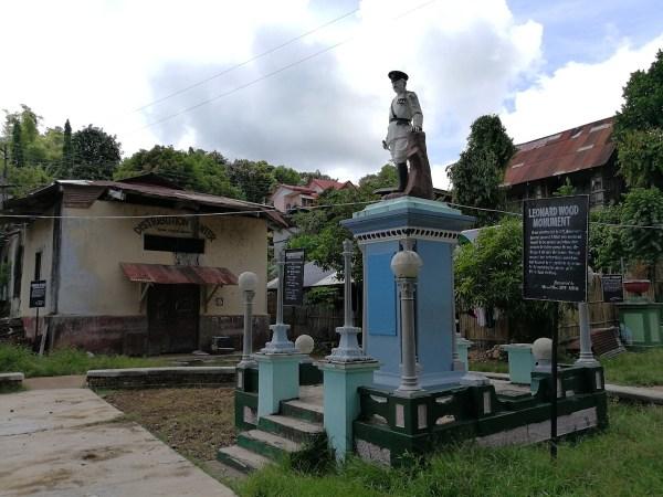 Leonard Wood Monument