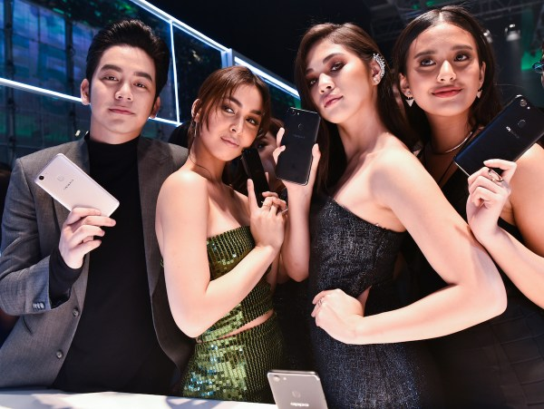 OPPO Influencers - Joshua, Julia, Janella, Gabbi