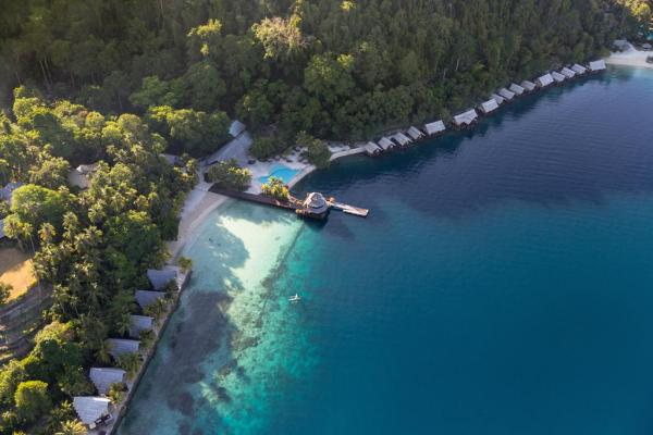 Pearl Farm Beach Resort in Samal Island