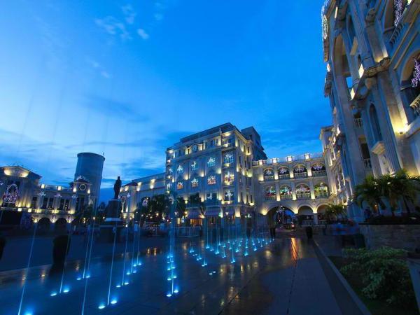 The Plaza Hotel in Bataan
