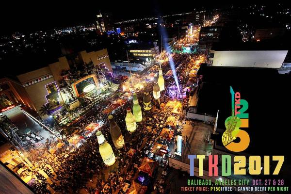 Tigtigan Terakan Keng Dalan Festival 2017