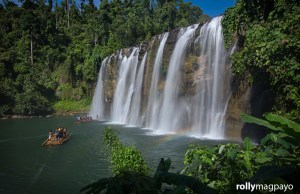 Tinuy-an Falls Travel Guide photo by Rolly Magpayo