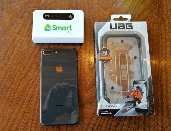 UAG Plasma Case For iPhone 8 Plus