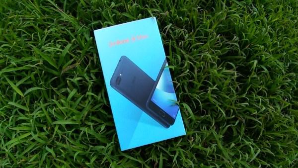 Unboxing Asus Zenfone 4 Max