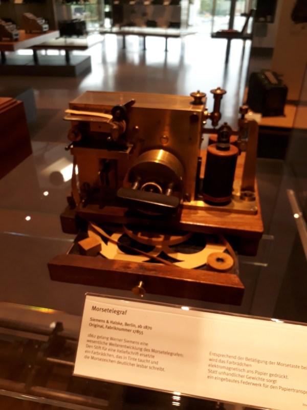 The Morse Telegraph