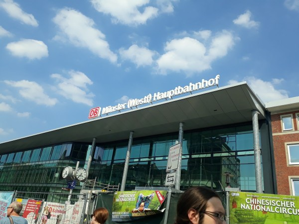 Münster Central Train Station