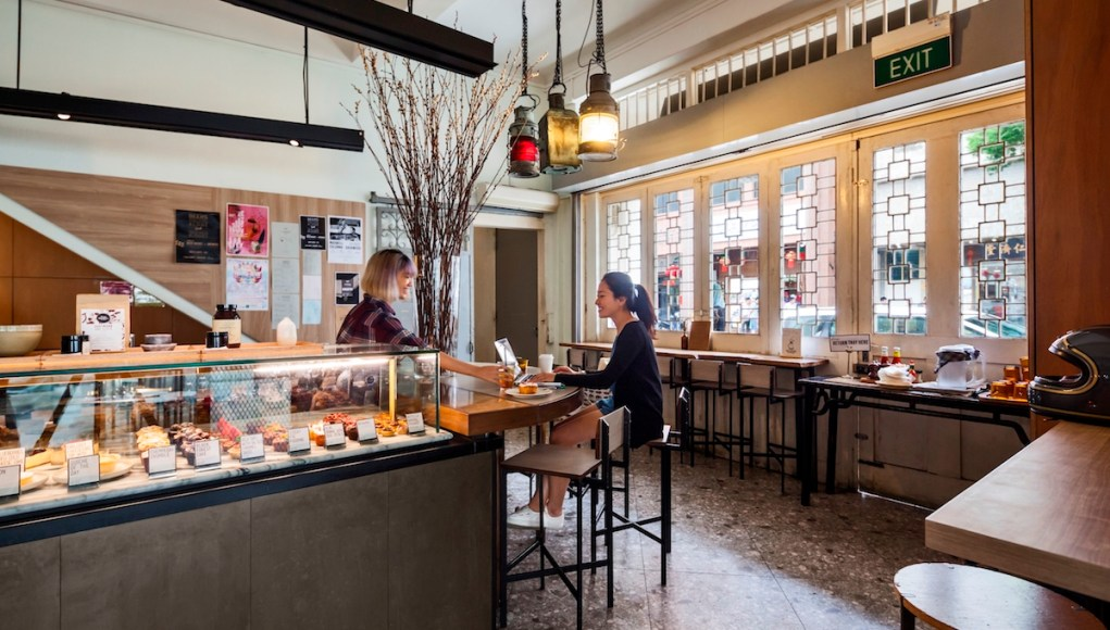 Home of Papa Palheta, Chye Seng Huat's 360 coffee bar serves up the finest coffee creations.