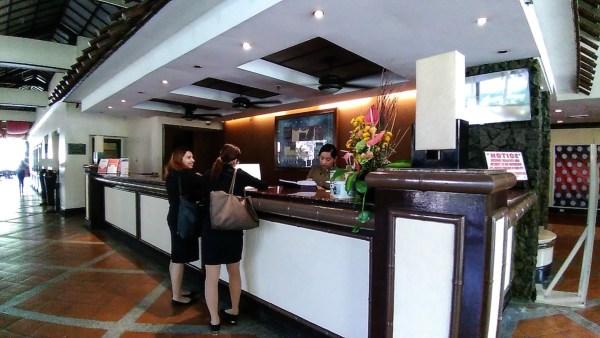 Davao Waterfront Hotel Lobby