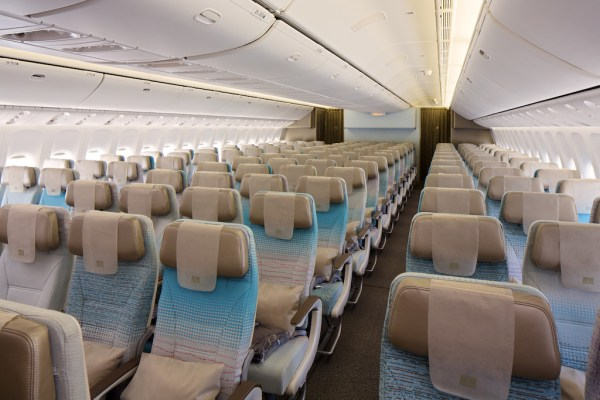 Exclusive look at new Emirates first class cabin
