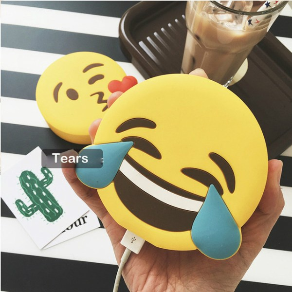 Emoji Charger : Power Bank