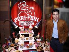 Enchong Dee at Peri-Peri Charcoal Chicken and Sauce Bar