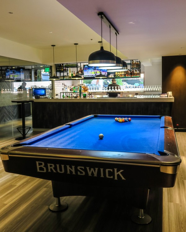 Gaming Lounge and Sunset Pool Bar