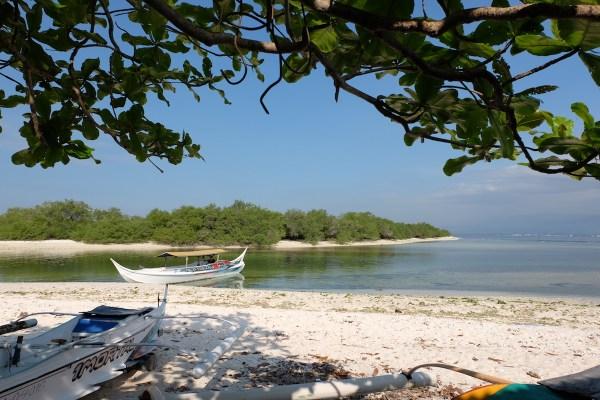 Little Sta Cruz Island