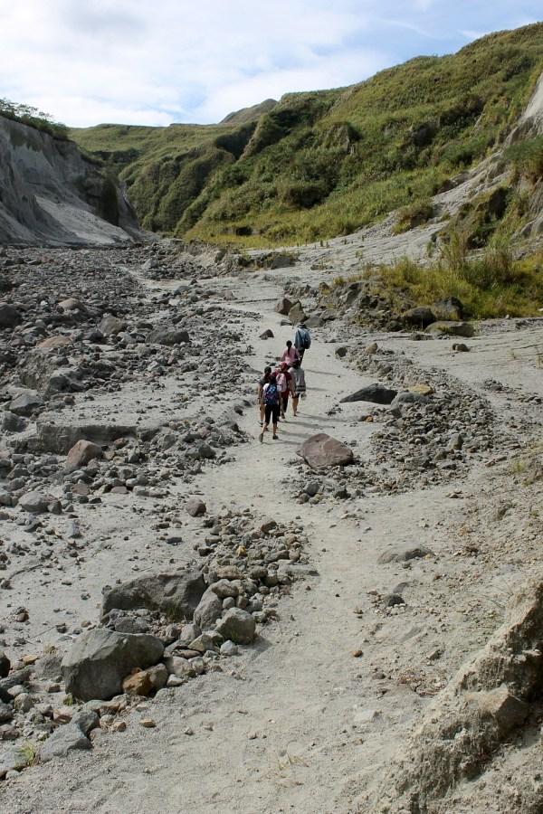 Mount Pinatubo Trek