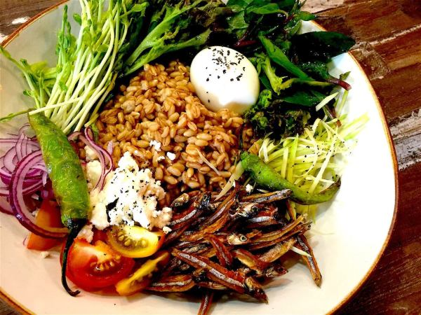 Nonie's Healthy Restaurant Boracay