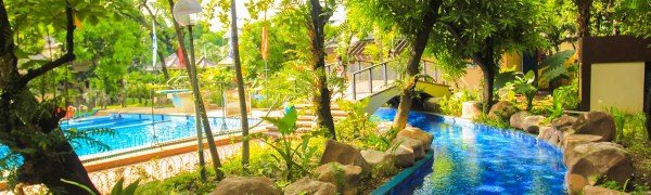 RAVE Pasig Rainforest