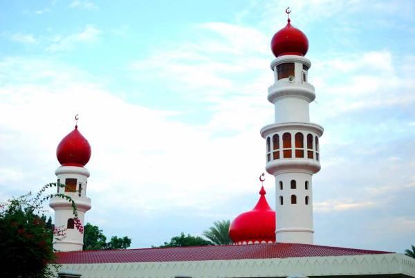 Taluksangay Mosque Zamboanga City Travel Guide