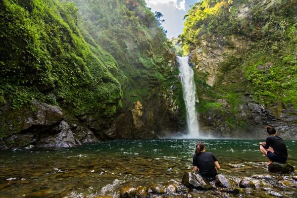 Tappiya Falls by Justin Jovillanos