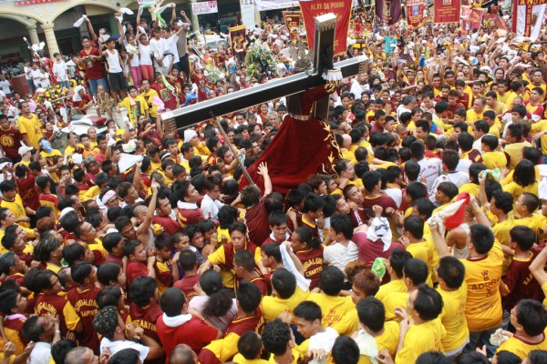 2019 Feast of the Black Nazarene Procession