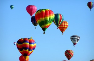 2018 Hot Air Balloon Festival in Pampanga
