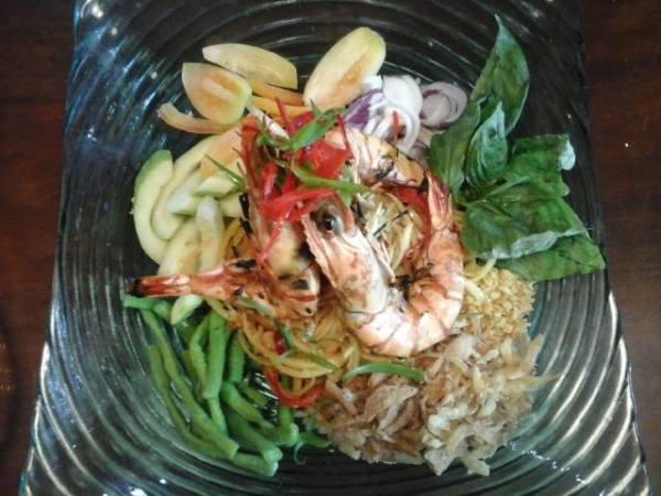 Buko Puso Salad