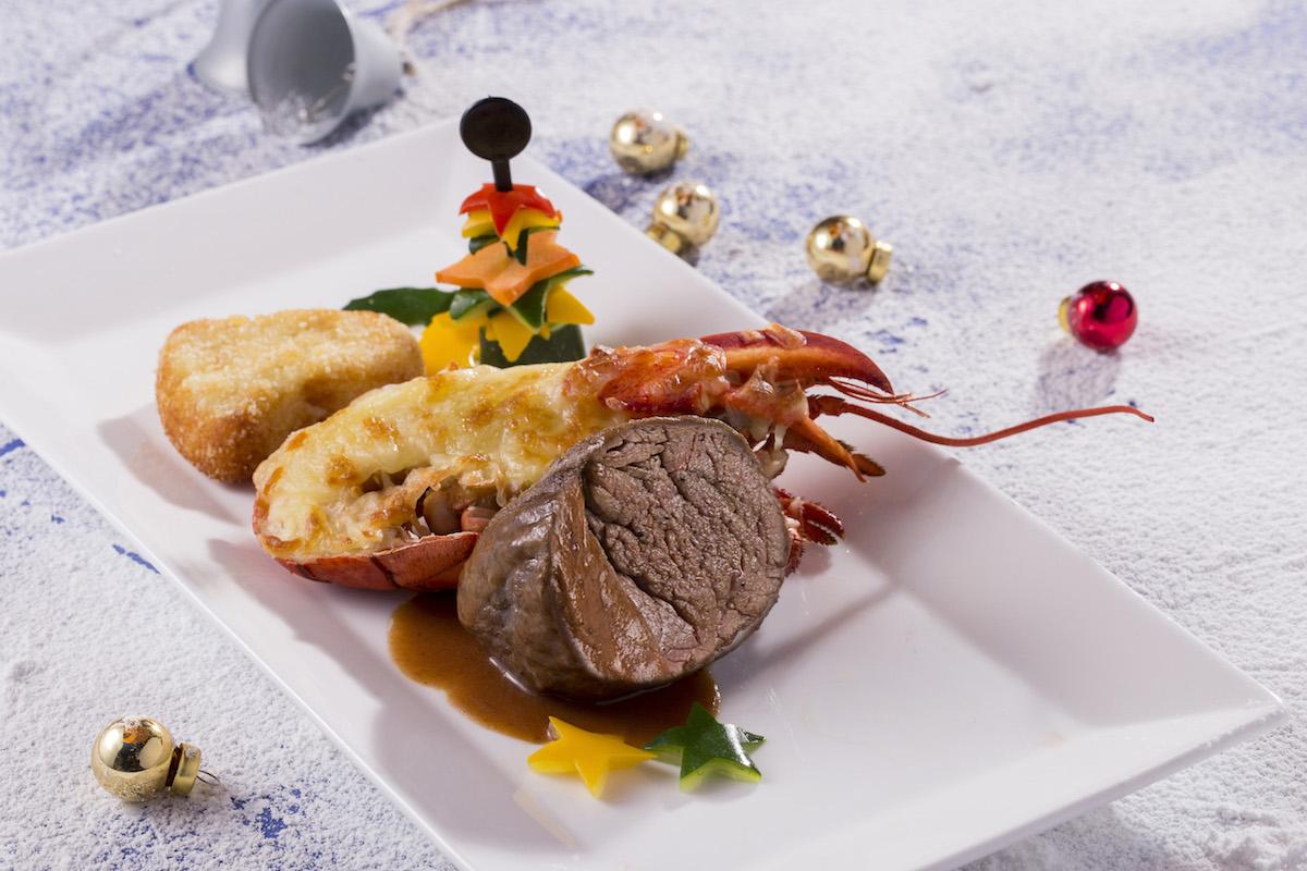 Christmas Themed Food.Christmas Themed Menu Now Available At Ocean Park Hong Kong