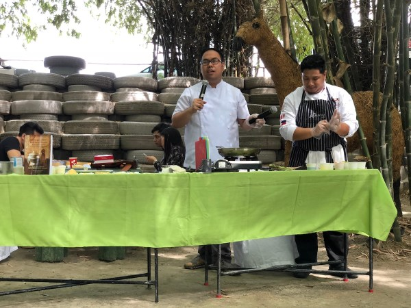 Kapampangan Cuisine Cooking Demo