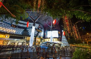 Experience Christmas on A Great Street and see Orchard Road light up with the amazing luminary installations.