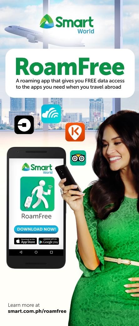 RoamFree App for SMART Subscribers