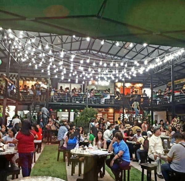 The Barracks Food Park Tagaytay