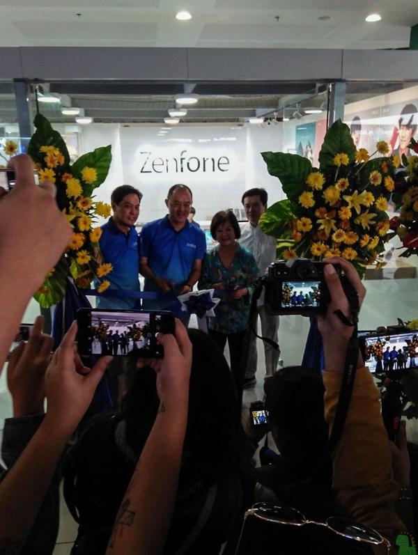 Zenfone Iloilo Concept Store Opening