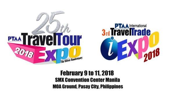 PTAA Travel Tour Expo 2018