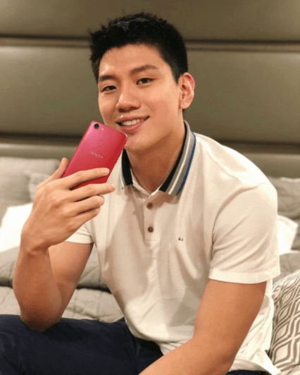 Jeron Teng for OPPO