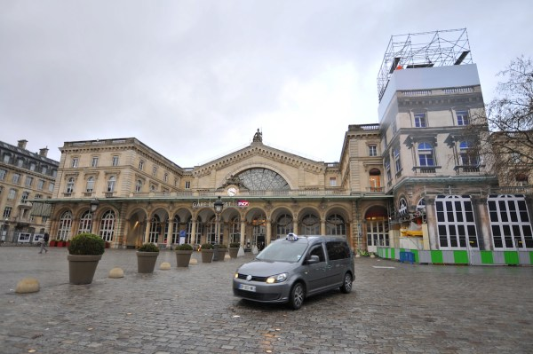 In the 19th century, the Orient Express trains departed from Gare de l'Est for far-off Istanbul.