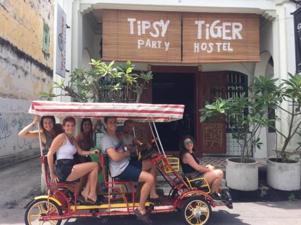 Tipsy Tiger Party Hostel