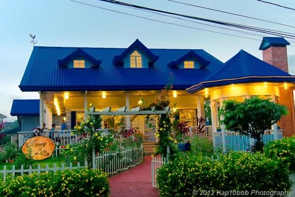 Facade of Memory Lane in Tagaytay. Photo via kap10bob.wordpress.com romantic restaurants