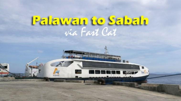 Palawan to Kota Kinabalu Ferry