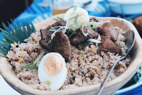 Adobo Rice
