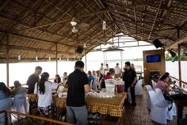 Afternoon River Cruise and Snacks by Martin San Diego- NPVB