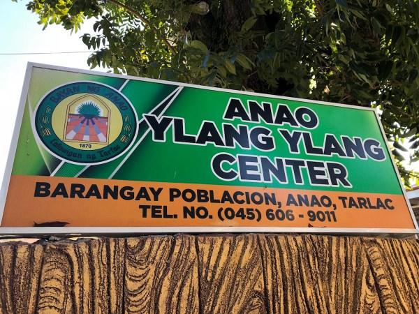 Anao Ylang Ylang Center
