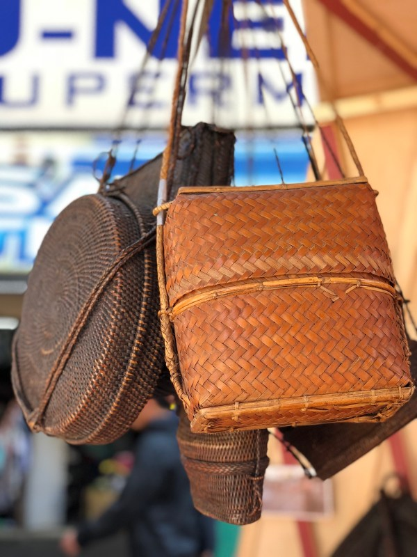 Antique Bags from Cordillera
