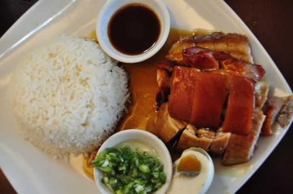 Cold Cuts Meal at Ying Ying Tea House Binondo