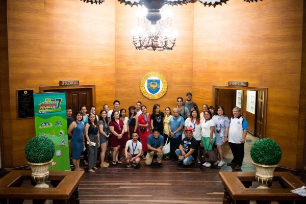 Group Shot inside Tarlac Capitol by Martin San Diego- NPVB