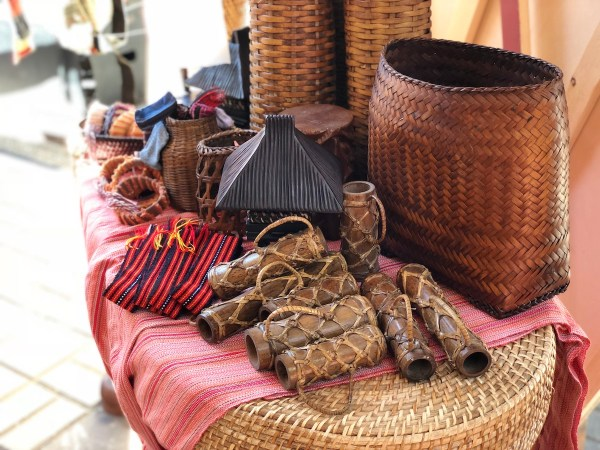 Handicrafts from Mountain Province