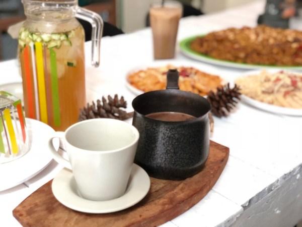 Hot Chocolate Kape Agape