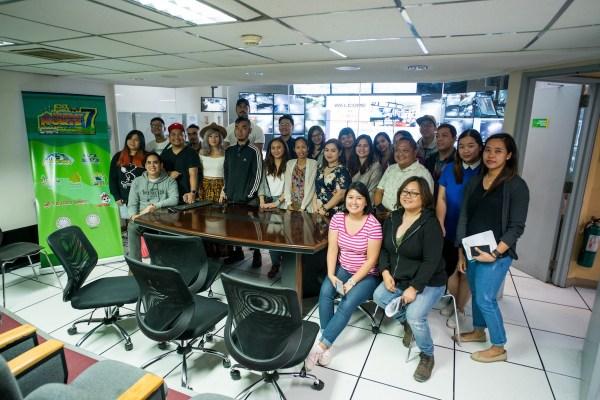 Lakbay Norte 7 Team by Martin San Diego - NPVB