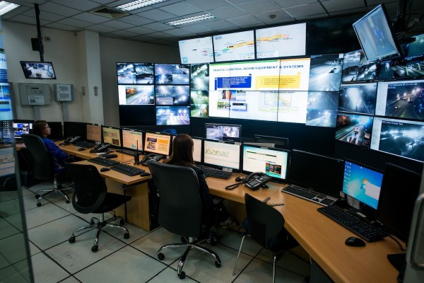 NLEX Traffic Control Center photo by Martin San Diego- NPVB