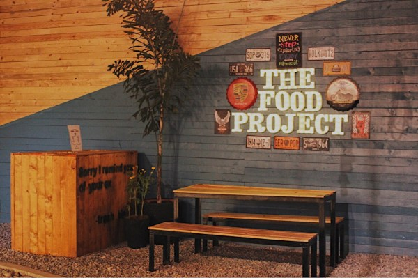 The Food Project in La Union. Photo via Florian Villanueva.