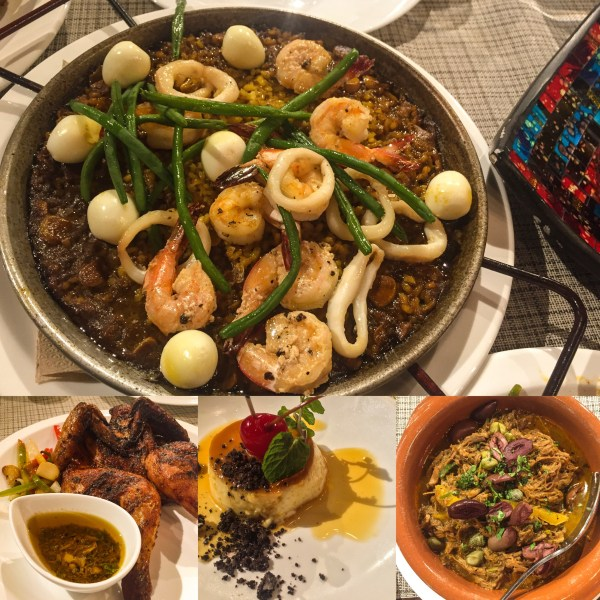 Capping off our first day in Palawan at Matiz Tapas Bar and Restaurant with these delectable dish.