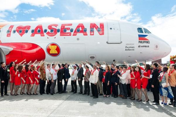 AirAsia Asean Livery